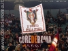 Stendardo Core de Roma commemorativo delle 11 vittorie consecutive
