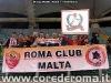 Gemellaggio tra Core de Roma e il Roma club Malta