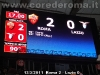 13/3/2011  Roma 2 - Lazio 0