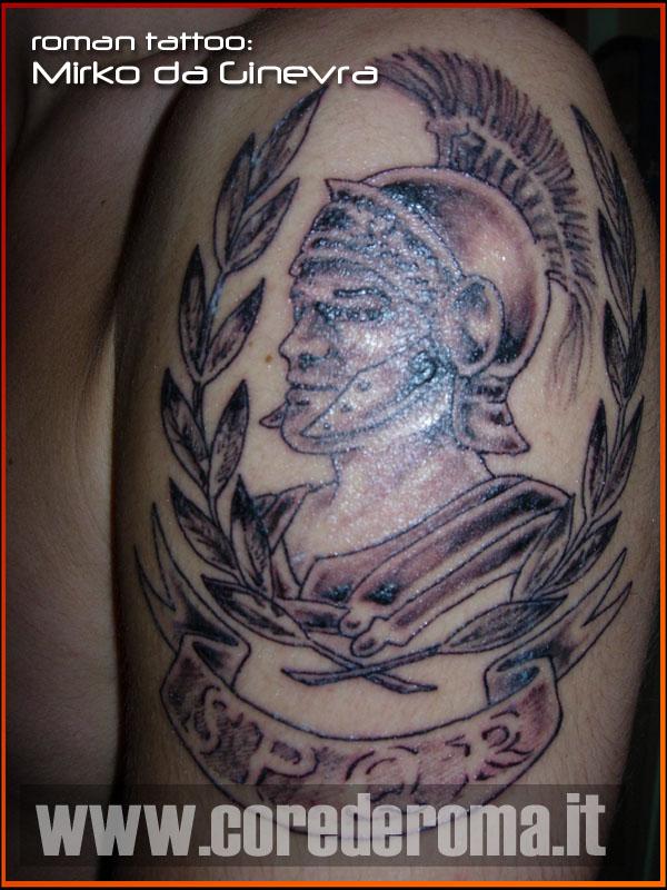 Roman Soldier Tattoos ...