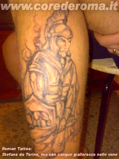 The gallery for --> Roman Military Tattoos