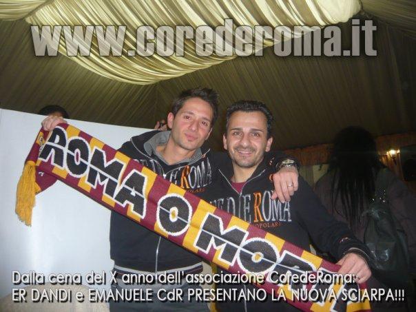 sciarpa CdR 2010