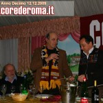 ginulfi alla cena di core de roma