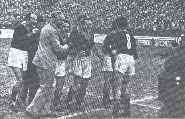 AS Roma 1947-48 Derby
