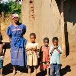 Bambini del Malawi