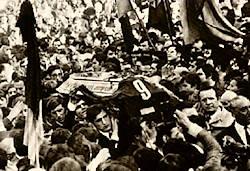 Funerale di Giuliano Taccola