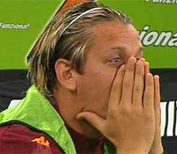 Roma-Samp: la delusione per il risultato