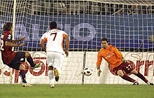 Cagliari-Roma: il momento che ha cambiato la partita
