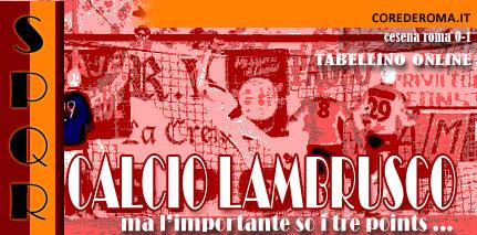 AC Cesena 0-1 AS Roma ( 20ème journée ) - Page 4 Calciolambruscotab