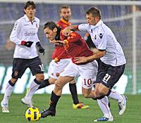 Roma-Cagliari: il Capitano segna il suo 250esimo gol
