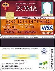 A.S. ROMA CLUB PRIVILEGE