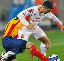 Lecce-Roma: Pizarro ci dà i 3 punti