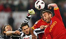 Roma 0 - Storari 2