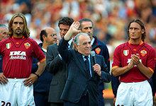 Roma campione