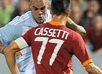 slovan-Roma: Cassetti capitano di una Roma molto rimaneggiata