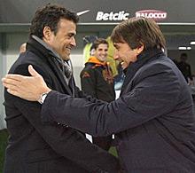 Coppa Italia: Juventus-Roma, i due allenatori