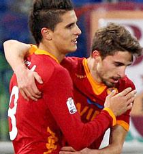 Coppa Italia, Roma-Fiorentina: i marcatori