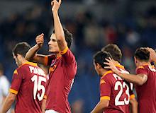 Roma-Udinese: Lamela esulta per la doppietta (purtroppo inutile)