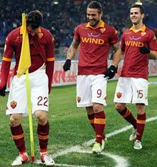 TIM Cup, Roma-Atalanta: il trio gol
