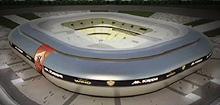 Stadio nuovo AS Roma