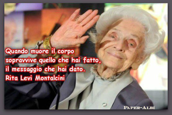Super Citazioni Rita Levi Montalcini BK06 » Regardsdefemmes FJ34