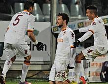TIM Cup, Fiorentina-Roma: Destro finalmente torna a segnare