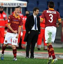 TIM Cup, Roma-Inter: Florenzi e Marquinhos protagonisti assoluti
