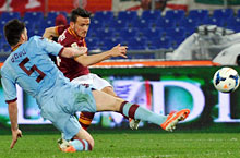 Roma-Torino: il gol di Florenzi in zona Cesarini