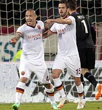Fiorentina-Roma: ci pensa il Ninja!