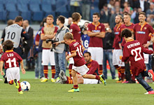 Roma-Juventus, ultima partita all'Olimpico della stagione: post partita