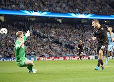 Champions, Manchester City 1 - Roma 1, Totti record: giocatore più 'vecchio' a segnare in Champions