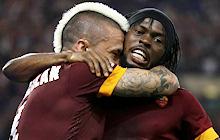 Roma-Fiorentina: i goleador