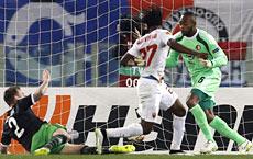 Roma-Feyenoord: Roma decorosa solo per un tempo