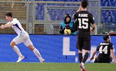 TIM Cup, Roma-Fiorentina: Roma buttata fuori ai quarti