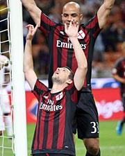 Milan-Roma: ennesima ''impresa'' della stagione perdere con questo Milan