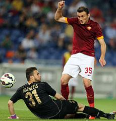 Roma-Udinese: Torosidis ci dà la vittoria