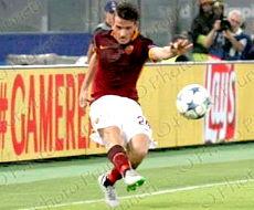Roma-Barça: le foto di Pietro Bertea