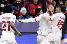Champions League, Bayer Leverkusen-Roma: pareggio beffa, 2 minuti di follia alla fine rovinano tutto!
