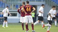 Roma-Atalanta: altra prestazione indecorosa