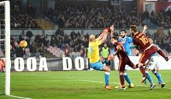 Napoli-Roma: premiato il pianto preventivo napoletano con l'annullamento del gol valido di DDR