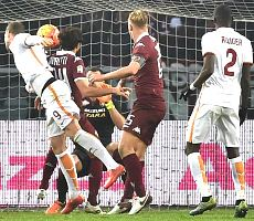 Torino-Roma: partita scippata, ma Roma inguardabile!
