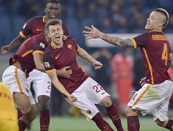 Roma-Frosinone: esordio con gol per El Shaarawy