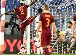 Roma-Milan: primo gol per Ruediger, ma Roma disarmante