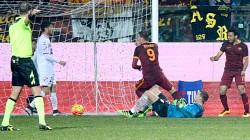 Carpi-Roma: finalmente Dzeko torna al gol!