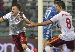 Sassuolo–Roma: Perotti inventa e El Shaarawy segna!