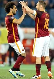 Roma-Bologna: la Roma fa il tiro al bersaglio, ma segna un solo gol. Bologna, un tiro un gol