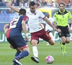 Genoa-Roma: bentornato campione!