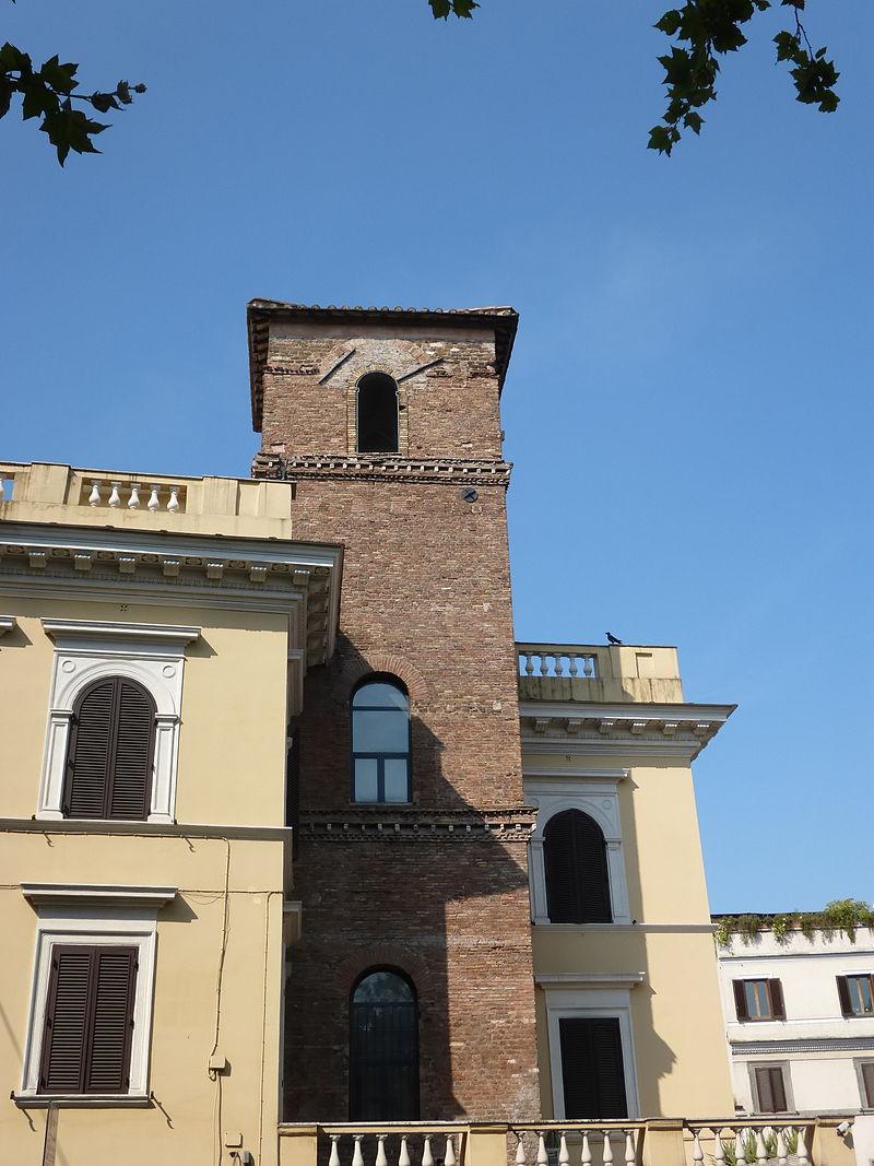 S_Giacomo_alla_Lungara_-_campanile_P1020180