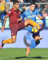 Empoli-Roma: 2 punti buttati ''grazie'' a Skorupski