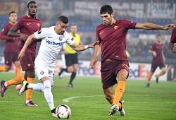Roma-Austria Vienna: la Roma butta la partita nel cesso in un minuto!